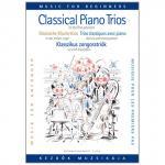 Klassische Klaviertrios für Anfänger (1. Lage)