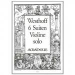 Westhoff, J.P.v.: Sechs Suiten