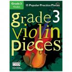 Hussey, Chr.: Grade 3 Violin Pieces (+Download Card)