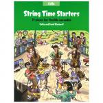Blackwell, K. & D.: String Time Starters – Violoncello (+Online Audio)