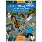Blackwell, K. & D.: Cello Time Sprinters (+2CDs)