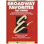 Broadway Favorites for Strings