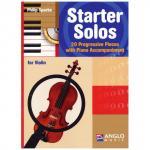 Sparke: Starter Solos (+CD)