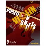 Dezaire, N.: Violin Position Shifts (+CD)