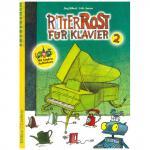 Hilbert / Janosa: Ritter Rost für Klavier Band 2