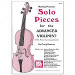 Duncan, C.: Solo Pieces for Advanced Violinists (+Online PDF)