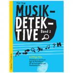 Spegg, H.: Musikdetektive Band 2