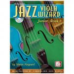Jazz Viola Wizard Junior Band 2 (+CD)