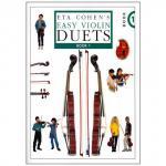 Eta Cohen: Easy Violin Duets Band 1