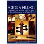 Alles für Streicher - Solos und Etüden Heft 2