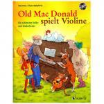Old Mac Donald spielt Violine (+CD)