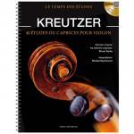 Kreutzer, R.: 40 Etüden und Capricen (+2CDs)
