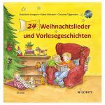 Jentgens, St. / Tiggemann, S.: 24 Weihnachtslieder und Vorlesegeschichten