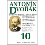 Dvořák, A.: Korrespondenz und Dokumente – Bd. 10