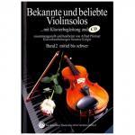 Bekannte und beliebte Violinsolos Band 2 (+CD)