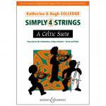 Simply4Strings – A Celtic Suite
