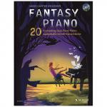 Heumann, H.-G.: Fantasy Piano - 20 zauberhafte leichte Klavierstücke (+CD)