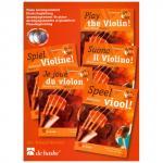 Elst, J.v. : Spiel Violine Band 2 (+ 2 CD's)