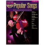 Violin Play-Along Vol.2: Popular Songs (+CD)