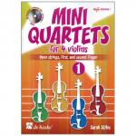 Stiles, S.: Mini Quartets Band 1 (+CD)
