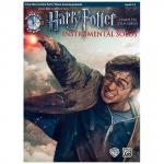 Harry Potter Instrumental Solos for Viola (+ MP3-CD)