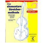 Die elementare Streichermethode - Band 2
