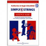 Simply4Strings - A French Suite (+CD-ROM)