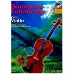 Swinging Folksongs for Violin
