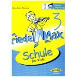 Holzer-Rhomberg: Fiedel - Max für Viola - Schule Band 3