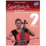 Koeppen, G.: Cello spielen mit Spaß und Fantasie Band 2 (+CD) – Spielbuch
