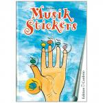 Musik-Stickers