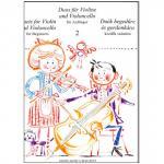 Pejtsik / Vigh: Duos für Violine und Violoncello Band 2