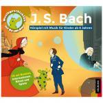 Unterberger, S.: Johann Sebastian Bach – Hörspiel-CD