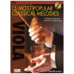 15 most popular Classical melodies (+CD)