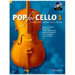 Pop for Cello 1 (+CD)
