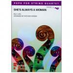 Pops for String Quartet - Billy Joel: She's Always a Woman