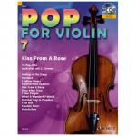Pop for Violin Vol.7 (+CD)