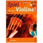 Elst, Jaap van: Spiel Violine Band 2 (+ 2 CD´s)