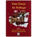 Salz, P.: Viola-Schule für Anfänger (+CD)