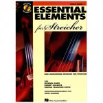 Allen, Michael: Essential elements für Streicher (+CD)