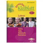 Streicher Kleeblatt - Lehrerband