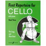 First Repertoire for Cello Band 3