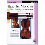 Applebaum, S.: Beautiful Music for 2 String Instruments