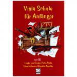 Stalz, Petra: Viola-Schule für Anfänger (+CD)