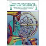 Ryden, W.: Christmas Trios for All – Viola