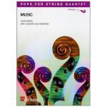 Pops for String Quartet - John Miles: Music