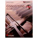 Portnoff, L.: Concertino Op.96 (+CD)