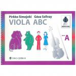 Colourstrings Viola ABC Book A