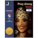 World Music Play Along Violin: Israel (+CD)
