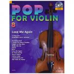 Pop for Violin Vol.8 (+CD)